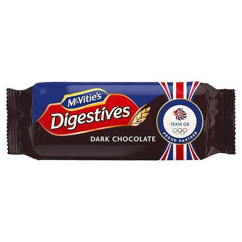 Digestifs au chocolat noir McVitaes 266g
