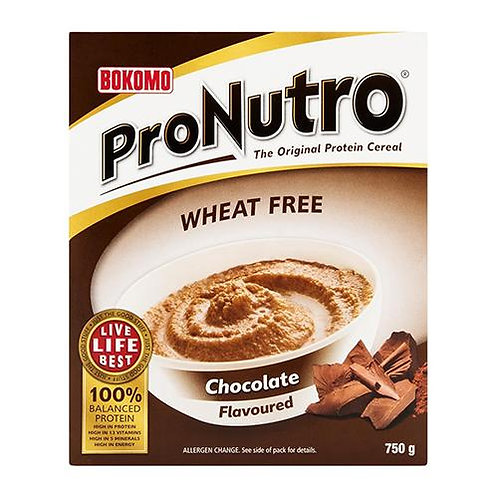 Chocolat Pronutro   500g