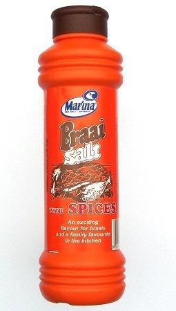 Marina Braai Salt Plain I 400G