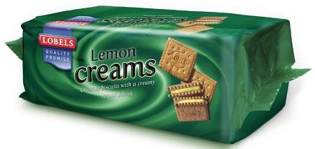 Lobels Lemoncreams | 200g