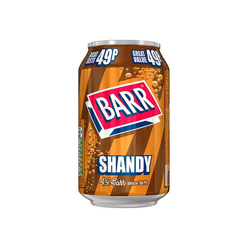 Barr Shandy Canette de 330 ml