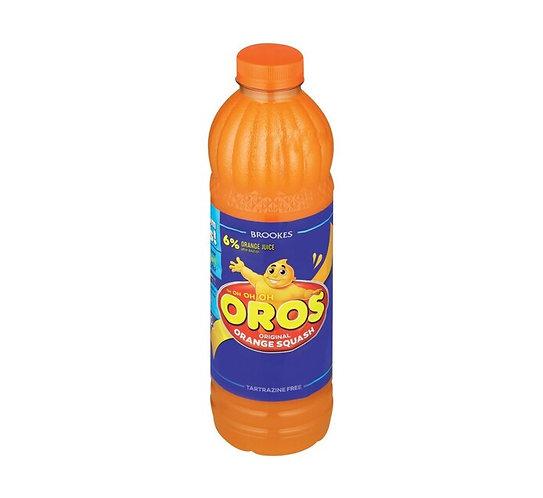 Oros Orange Squash | 1l