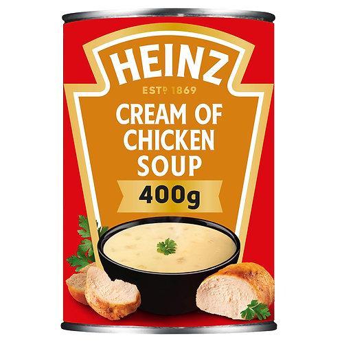 Heinz Creamy Chicken Soup 400g