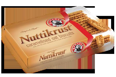 Bakers Nutticrust |  200g