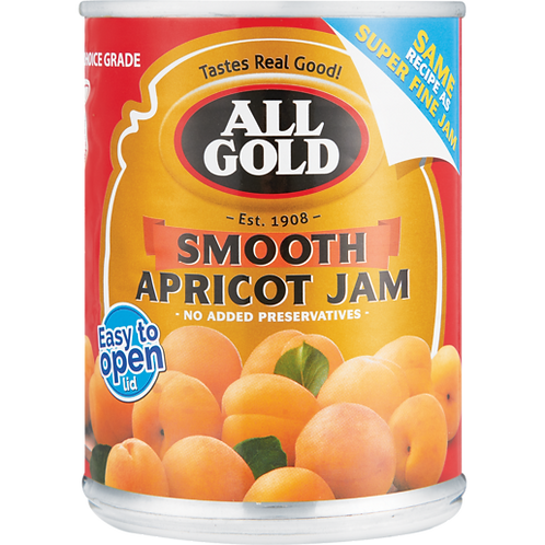 ALL GOLD Smooth Apricot Jam | 450g