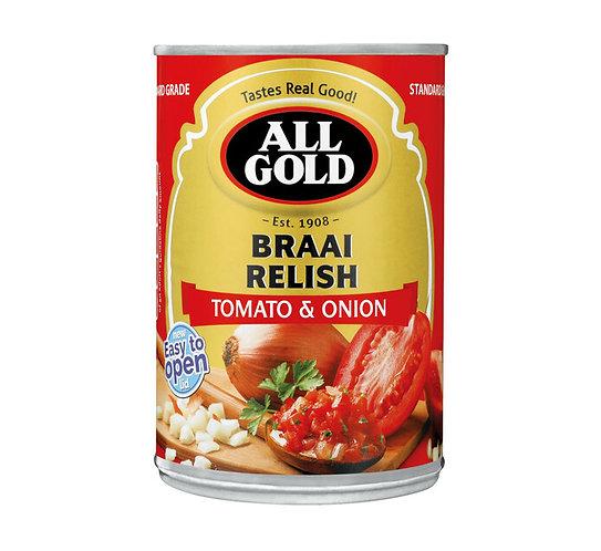 AllGold Braai Relish I 410G