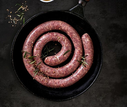 gs Pure Beef Boerewors | 4 x 125g portions