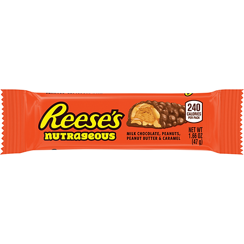 Barre Nutrageous Reeses 47g