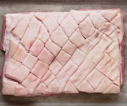 Pork Belly Roast   Average 1kg