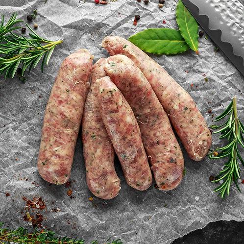 ws Cumberland sausage | 6 per pack