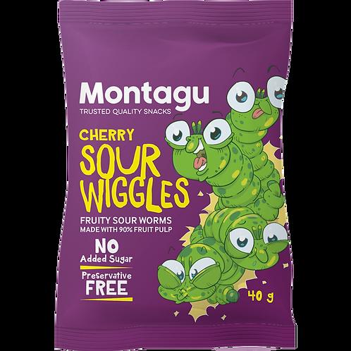 Montagu Cerise Aigre Wiggles 40g