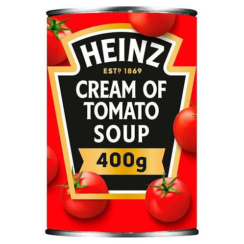 Soupe Crème de Tomate Heinz 400g