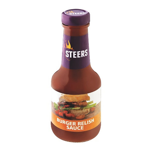 Steers Burger Relish 375ml