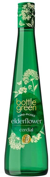 Bouteille Cocktail De Fleurs De Sureau Vert 500ml