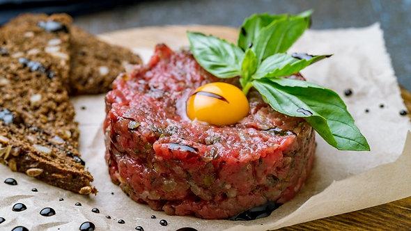 Beef Tartare | 80g