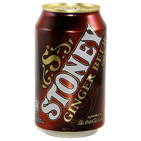 Stoney Gingerbeer I 300ML