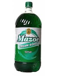 Mazoe Crème Soda 2L