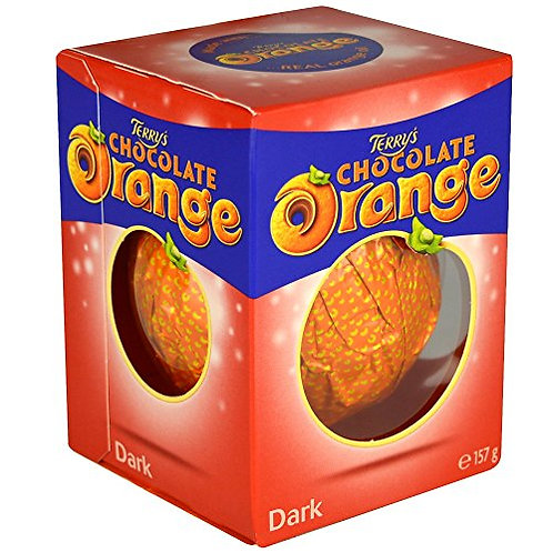TERRY'S CHOCOLATE ORANGE BALL DARK | 157G
