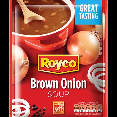 Soupe à l'oignon brun ROYCO | 50 grammes