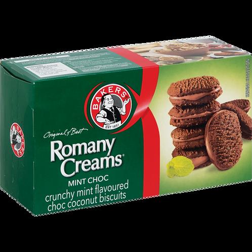 Romany Creams Mint 200g