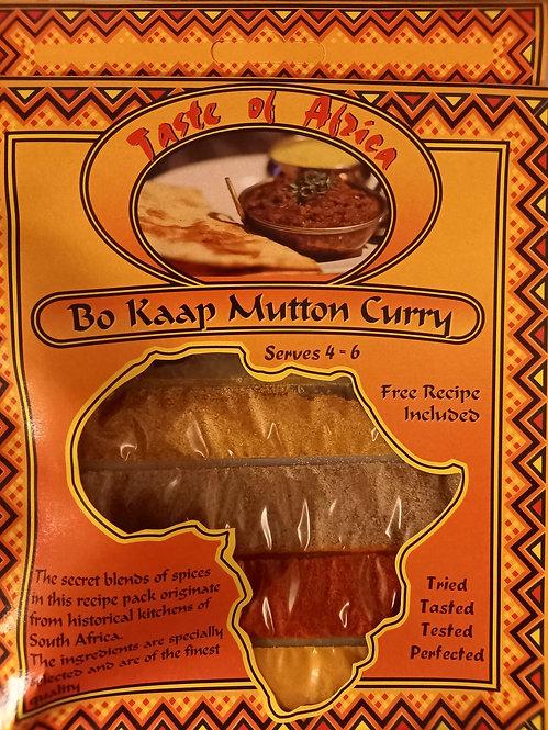 TOA Bo-Kaap Mutton Curry | 60g