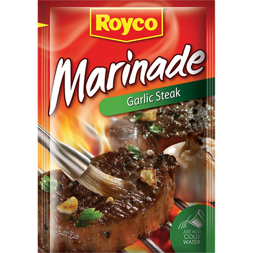 ROYCO Marinade Garlic Steak I 42G