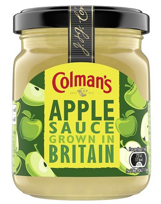 Colman's Bramley Apple Sauce | 155g