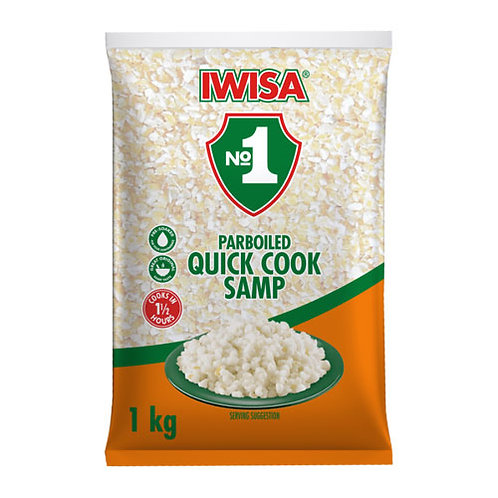 Iwisa Quick Samp | 1kg