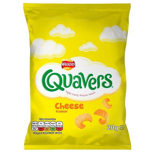 Walker Cheese Quavers  | 20g