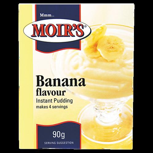 Moirs Bananna Pudding 90g