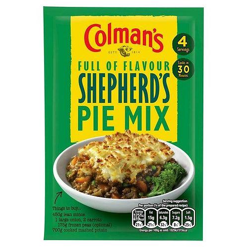 Colman's Shepherd's Pie Recipe Mix | 50g