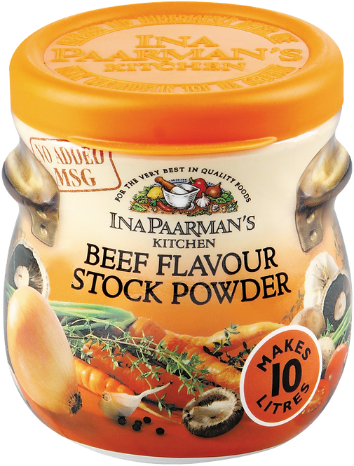 INA PAARMAN'S Stock Powder Beef | 150g