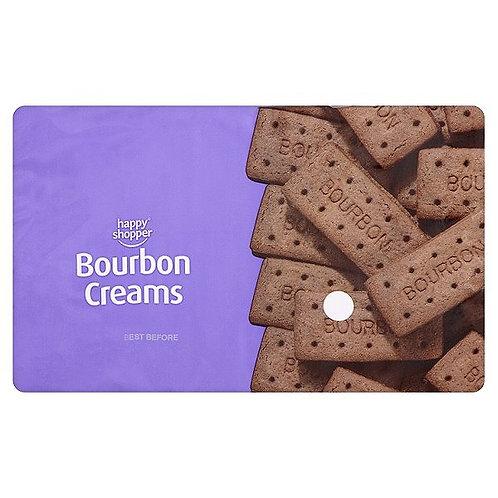 Happy Shopper Crèmes Bourbon 400g