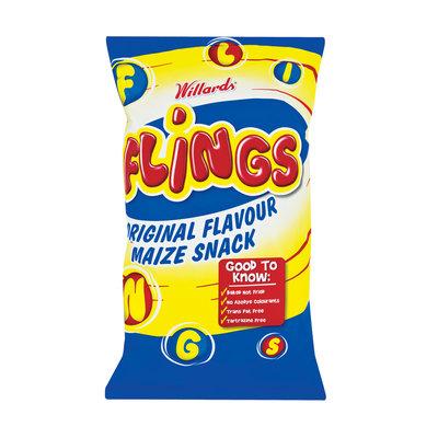 Willards Flings| 150g