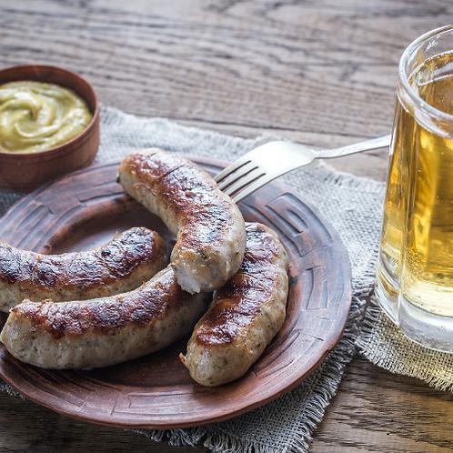 Pork & Ale | 6 sausages per pack