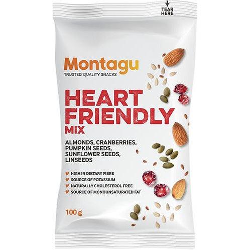 Montagu Heart Friendly Mixed Pack 100g