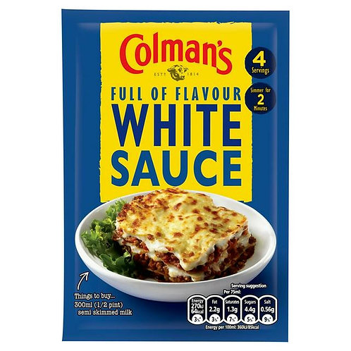 Colman's White Sauce Mix | 50g