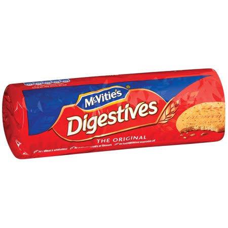 Digestives McVitie's L'Original 400g