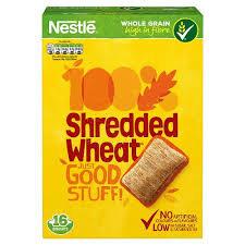 Shredded Wheat 16s