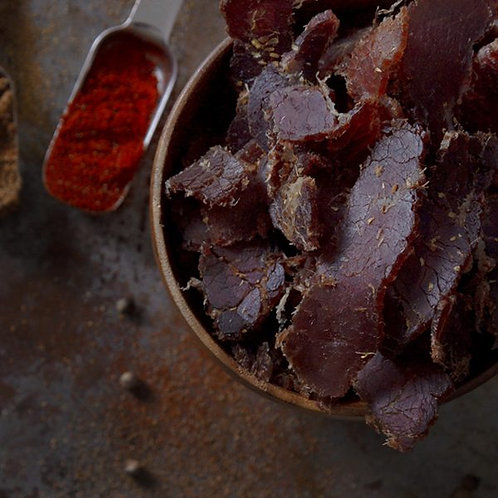 Sliced Traditional Beef Biltong 200g