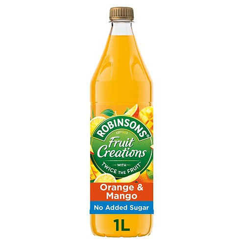 Robinsons Orange & Mangue 1L