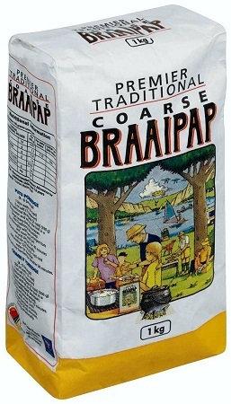 Premier Braai Pap I 1KG