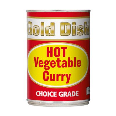 Gold Dish Hot Veg Curry | 415g