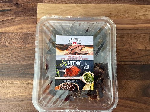 Meat Point Sliced Traditional Beef Biltong   150g