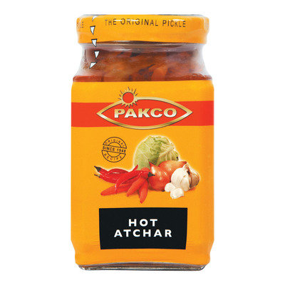 Packo Hot Veg Atchar | 385g