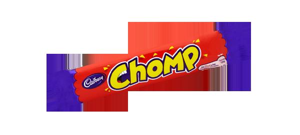Cadbury Chomp Choc Bar   21g