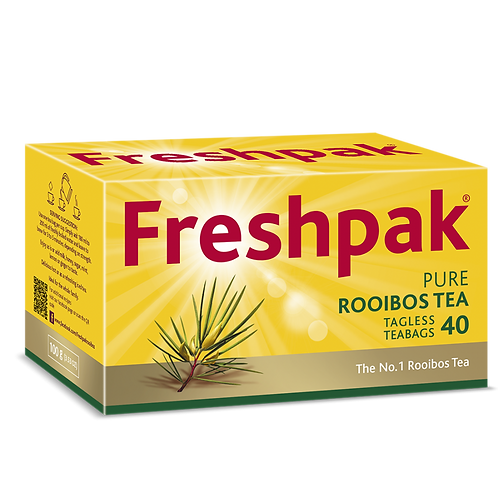 Fresh Pack Rooibos Tea | 40's
