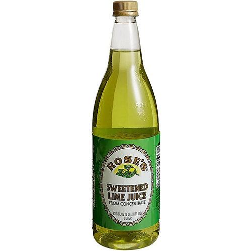Cordial Roses Citron Vert 1L