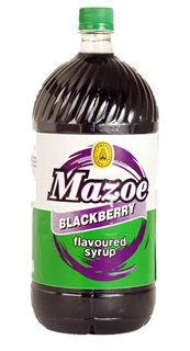 Mazoe Cassis 2L