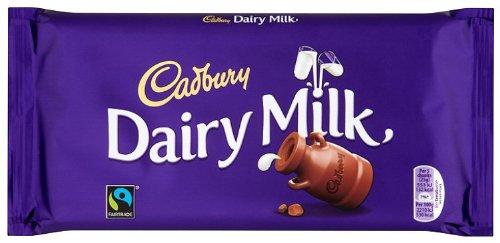 Cadbury Dairy Milk Chocolate Bar | 200g